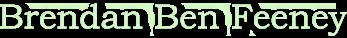 Brendan Ben Feeney